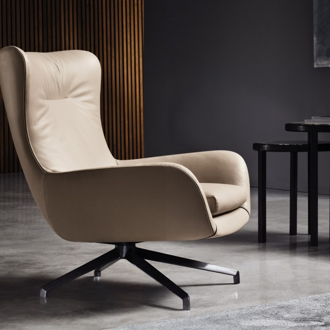Jensen Armchair High back
