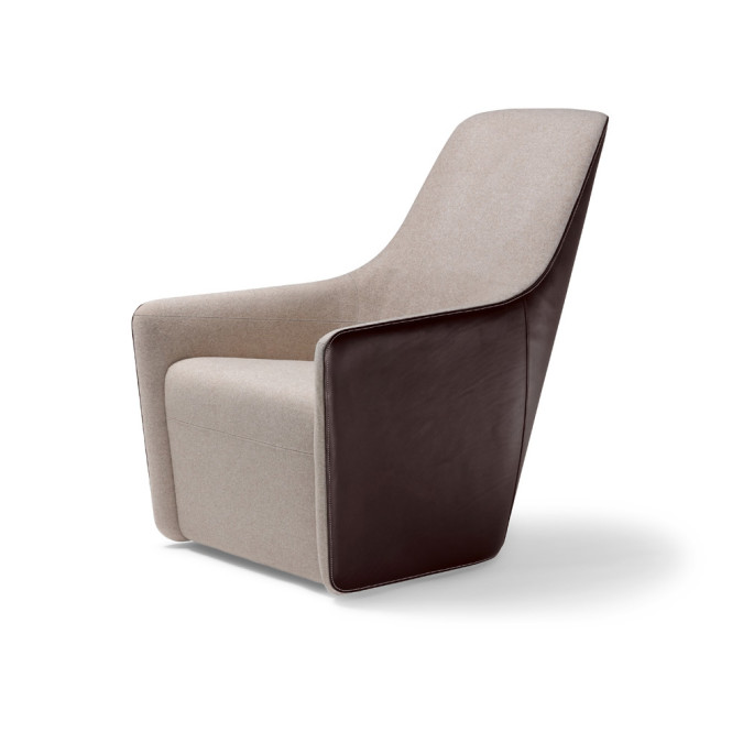 Foster 520 Armchair High Back