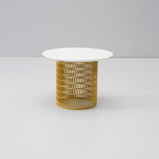 Mesh Side Table 23