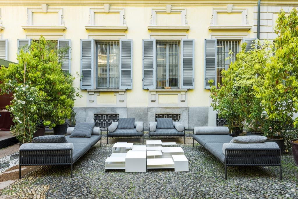 The Novelties of Living Divani Outdoor Collection