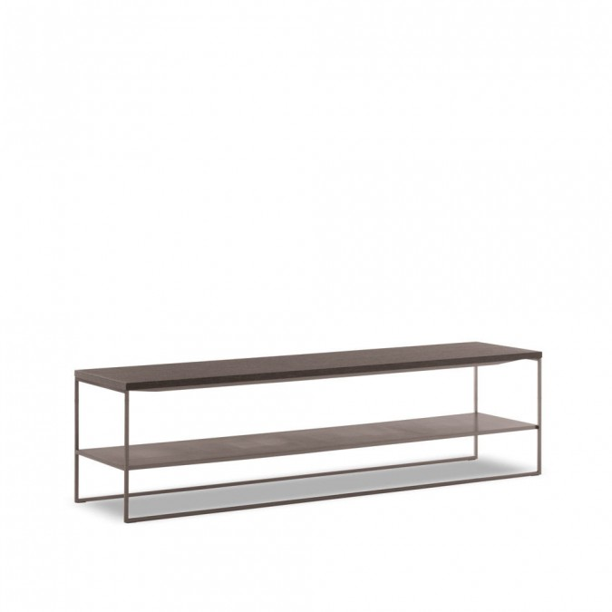 Calder Bronze Side Table