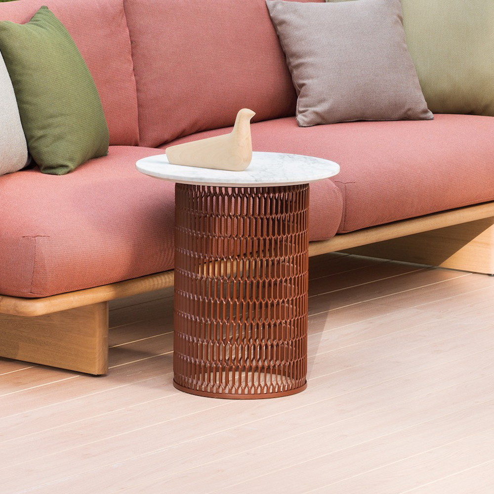 Mesh Side Table 18