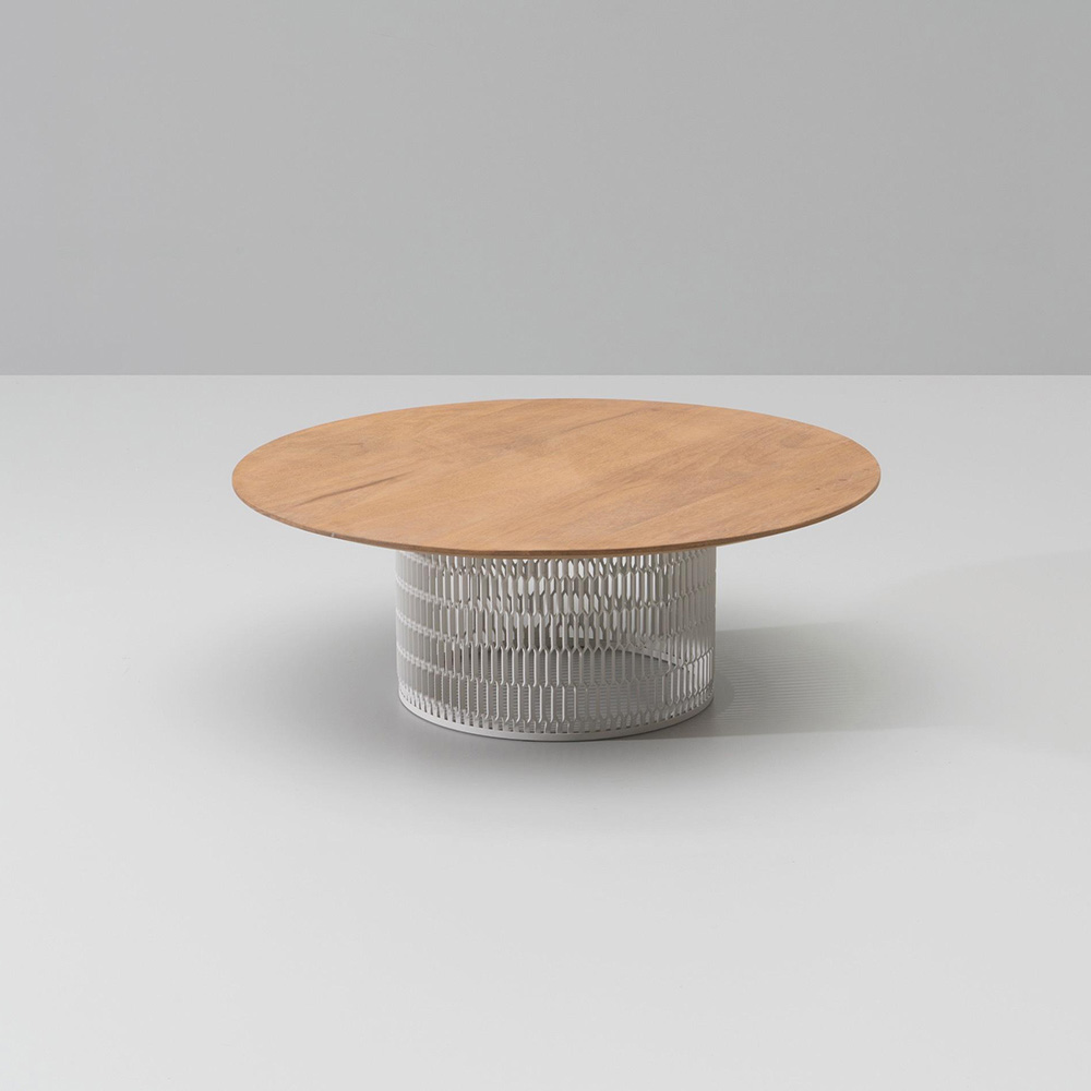 Mesh Side Table 35