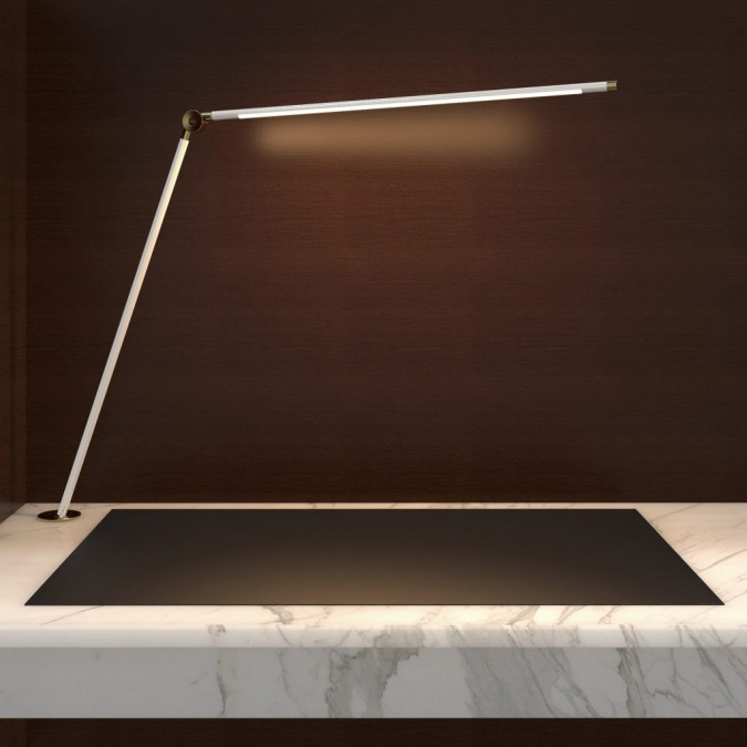 THIN Inset Desk Light