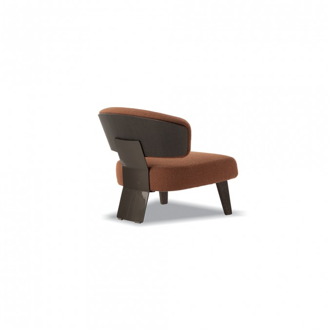 "Reeves ""Wood"" Armchair"
