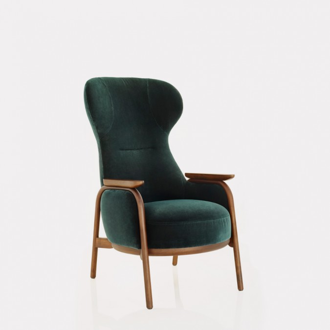 Vuelta Wing Chair