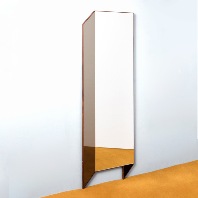 Full Fold Floor Mirror