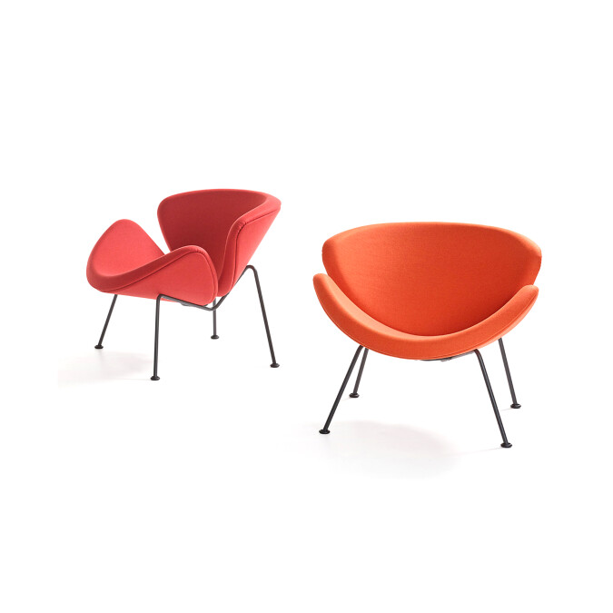 Orange Slice Armchair – Quick Ship