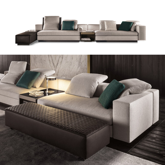Yang Sectional (Immediate Delivery)