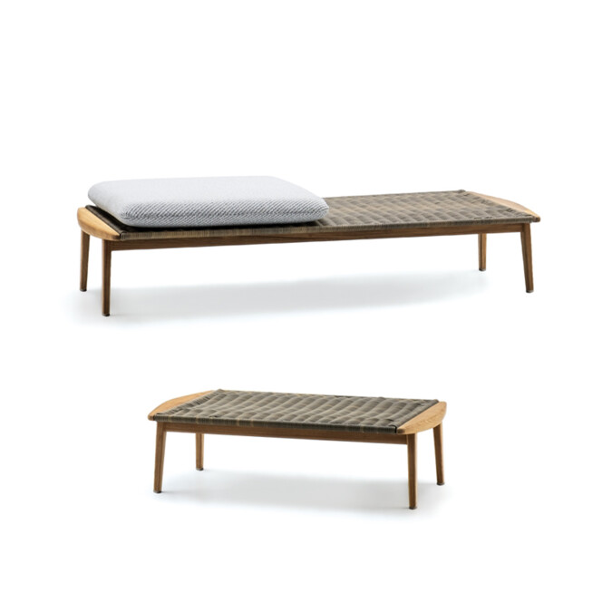 Fynn Outdoor Bench