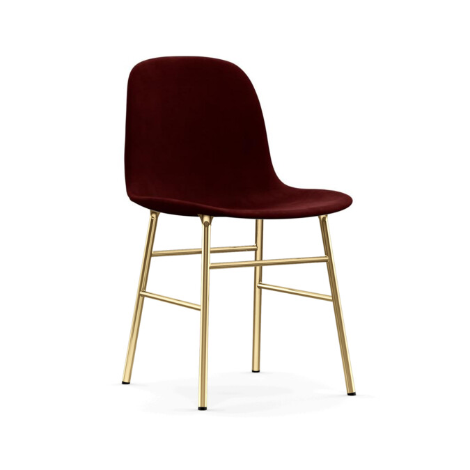 Form Brass Chair (Immediate Delivery)