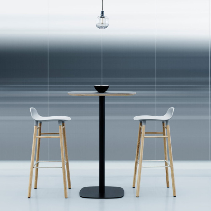 Form Café Table (Immediate Delivery)