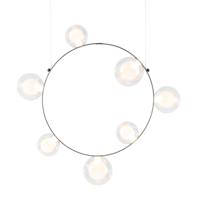 Hubble Bubble Chandelier